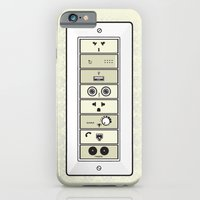 iPhone & iPod Case featuring Mysterious Plugs by Lucas Scialabba :: Palitosci