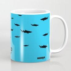 WTF? Tiburones! Mug