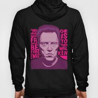 Christopher Walken Hoody