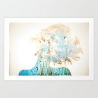 Insideout 4 Art Print