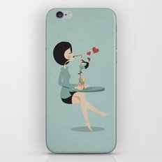 GO and GET it iPhone & iPod Skin