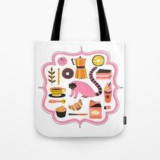 Super Coffee lovers set Tote Bag