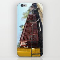 The Line Up iPhone & iPod Skin