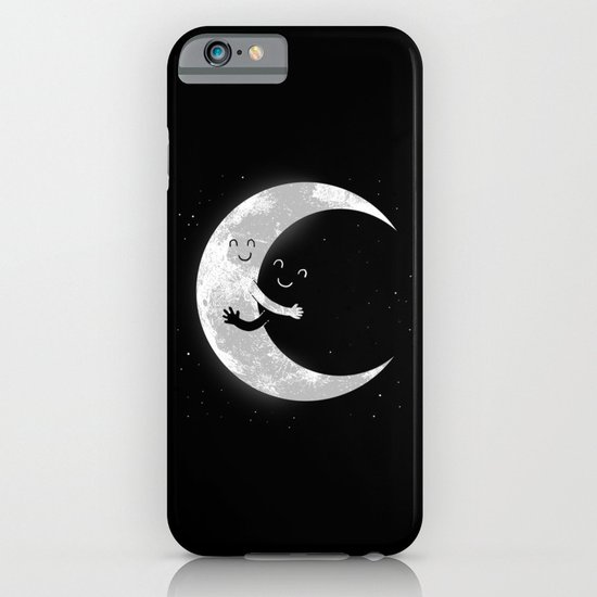 Moon Hug iPhone & iPod Case
