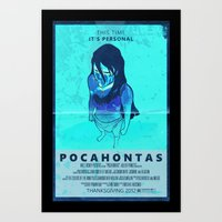 Pocahontas: The Movie Art Print