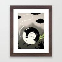 Relax Framed Art Print