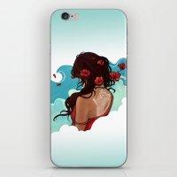 Sea Swept iPhone & iPod Skin
