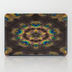 The Eye of the Peacock iPad Case
