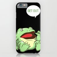GET OUT. iPhone 6 Slim Case