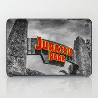 Jurassic Park iPad Case