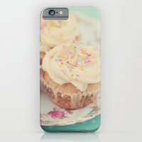 Heavenly cupcakes iPhone 6 Slim Case