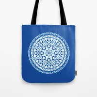 Khatem Rosette 001 | Lapis Tote Bag