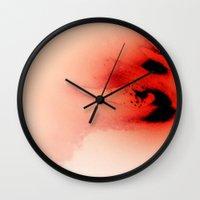 Winter Spring Wall Clock