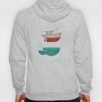 Floating Boat Hoody