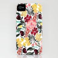 Wild Garden II iPhone (4, 4s) Slim Case