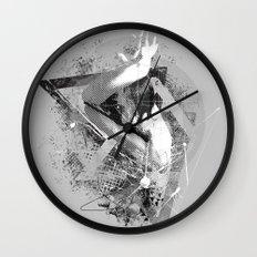 Composure  Wall Clock