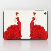 The Dancer (Flamenco) iPad Case