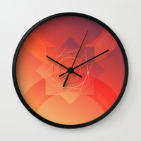 Wake Up Its Morning Wall Clock