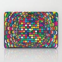 Focus Geometric Art Prin… iPad Case