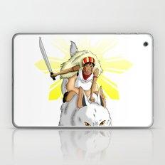 Andrea Bonifacio: San (Princess Mononoke) x Bonifacio x Gabriela Silang Laptop & iPad Skin