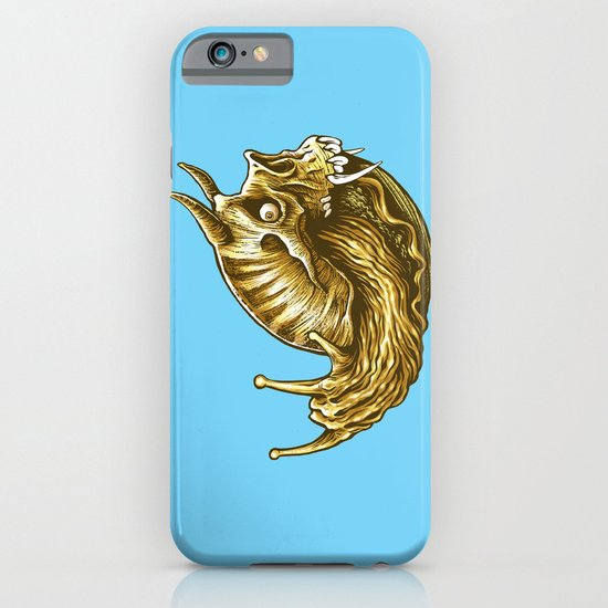 rock & snail  iPhone & iPod Case