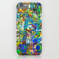 Joy (Goldberg Variations #14) iPhone 6 Slim Case