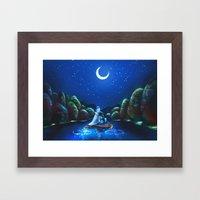 A Wondrous Place Framed Art Print
