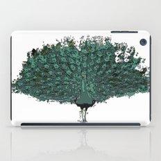 Peacock -blue iPad Case