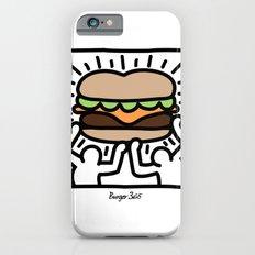 Pop Art Burger #1 iPhone 6 Slim Case