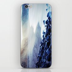 When the ocean meets the island iPhone & iPod Skin