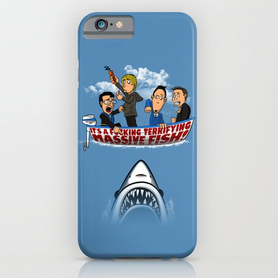 Fish Punch iPhone & iPod Case