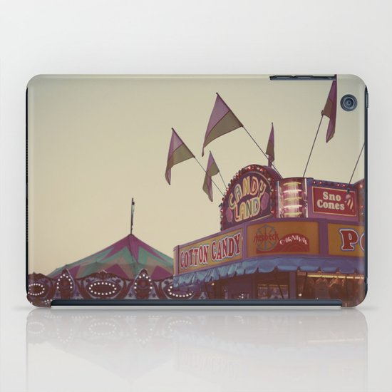 August Nights iPad Case