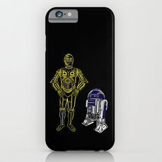 C3TYPO and R2TYPO iPhone 6s Slim Case