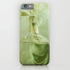 The Woman Behind The Girl iPhone 6 Slim Case