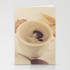 Autumn Coffee! Stationery Cards