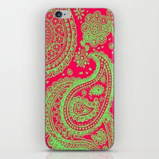Paisley 4 iPhone & iPod Skin