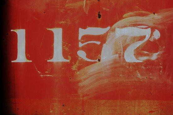 1157 Art Print