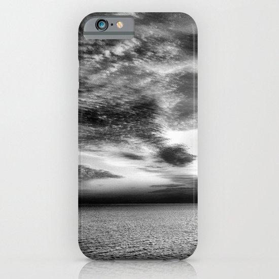 Sharm Sunrise BW iPhone & iPod Case