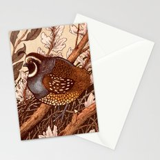 Little Quail Stationery Cards