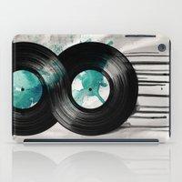 Infinite Vinyl iPad Case