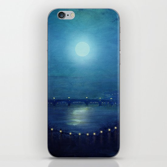 I'll Be Your Moon iPhone & iPod Skin