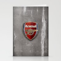 Arsenal Stationery Cards