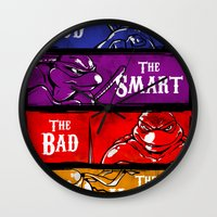 The Good, The Smart, The… Wall Clock