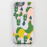 Whimsical Mountains iPhone 6 Slim Case
