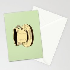 good ol' cup of coffee, I. Stationery Cards