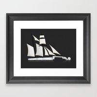 Musical Voyage Framed Art Print