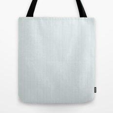 PATTERN: BLUE WAVE LINES Tote Bag