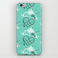 Fresh Heart iPhone & iPod Skin