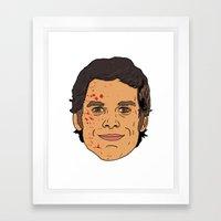 Have a killer day! Framed Art Print