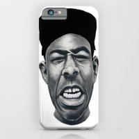 iPhone & iPod Case featuring IFHY (Tyler the creator) by ARTEATCHOKE